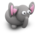 ElephantPorcelaine Emoticon