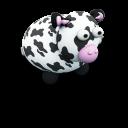 Cowblackporcelaine Emoticon