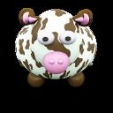 Cowbrownspots Emoticon