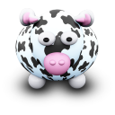 CowBlackSpots Emoticon