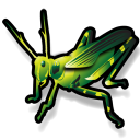 Grasshopper Emoticon
