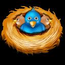 Twitter Nest Emoticon