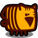 Tiger Emoticon