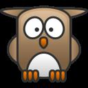 Owl Emoticon