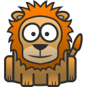 Lion Emoticon