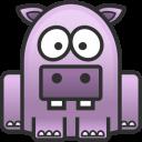 Hippo Emoticon
