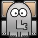 Elephant Emoticon