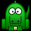 Crocodile Emoticon