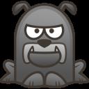 Bulldog Emoticon