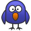 Bird Emoticon