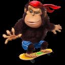Gorilla Emoticon