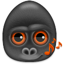 Monkeys Audio Emoticon