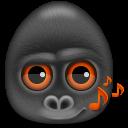 Monkeys Audio Emoticon