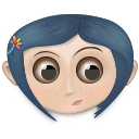 Coraline Emoticon