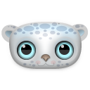 Snow Leopard Emoticon