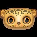 Leopard Emoticon
