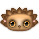 Hedgehog Emoticon