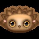 Hedgehog Emoticon