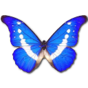 Morpho Helena Emoticon