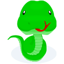 Snake Emoticon