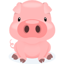 Pig Emoticon