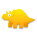 Triceratops Emoticon