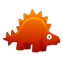 Stegosaurus Emoticon