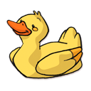 Duck Emoticon