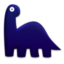 Brontosaurus Emoticon