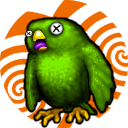Viral Detection Canary Emoticon