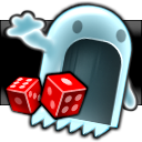 Ghost Of A Chance Emoticon