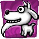 Gettalong Goat Emoticon
