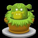 Planted Win Emoticon