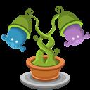 Bloomy Win Emoticon