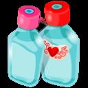 Bottles Emoticon