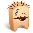 Scar Creature Emoticon