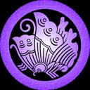 Purple Ageha Emoticon