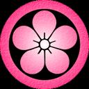 Pink Umebachi Emoticon