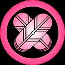 Pink Takanoha 1 Emoticon