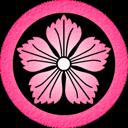 Pink Nadeshiko Emoticon