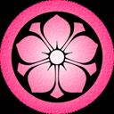 Pink Kikyo Emoticon