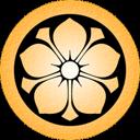 Gold Kikyo Emoticon