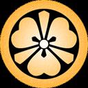 Gold Katabami Emoticon