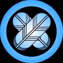 Blue Takanoha 1 Emoticon