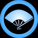 Blue Ogi Emoticon