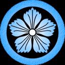 Blue Nadeshiko Emoticon