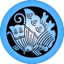 Blue Ageha Emoticon