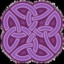 Purpleknot 8 Emoticon