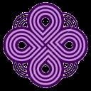 Purpleknot 2 Emoticon