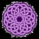 Purpleknot 1 Emoticon